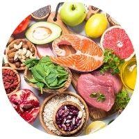 jídelníček pro zmírnění andropauzy