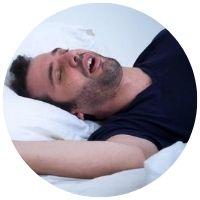 spánek pro zmírnění andropauzy