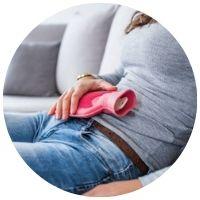 co na menstruační bolesti?